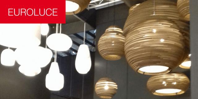 Euroluce 2017: ispirazioni d'Oriente per le nuove lampade