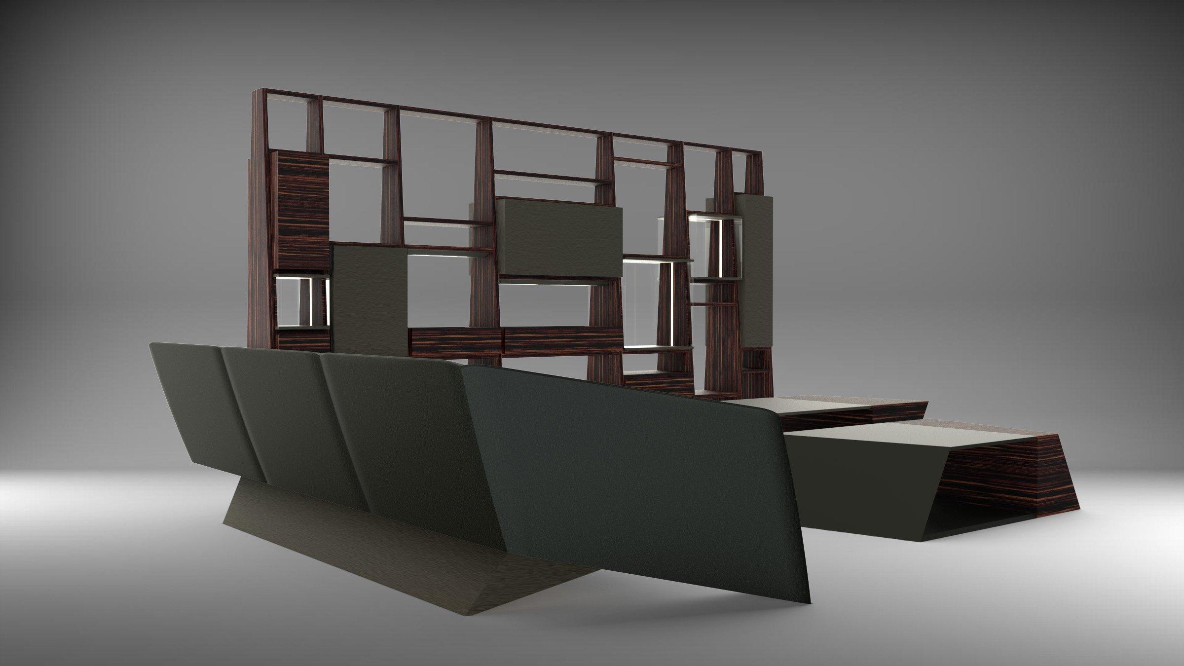 Giugiaro architettura firma la capsule collection di febal for Design di architettura online gratuito per la casa