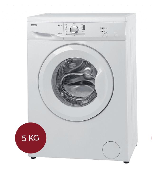 Il sistema Eco-Logic assicura un elevato risparmio energetico e riduzione dei tempi di lavaggio automatico con carico al 50%.FWMF 805 S E A+ WH di Frankecon partenza ritardata fino a 12 ore è dotata di 15 programmi tra cui quelli per i capi sportivi e per la lana.