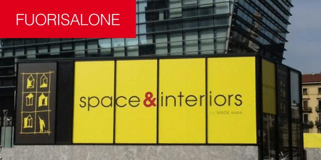 space&interiors: la mostra-evento Fuorisalone 2017 di MADE expo, al The Mall-Porta nuova. Tutto sulle finiture per interni