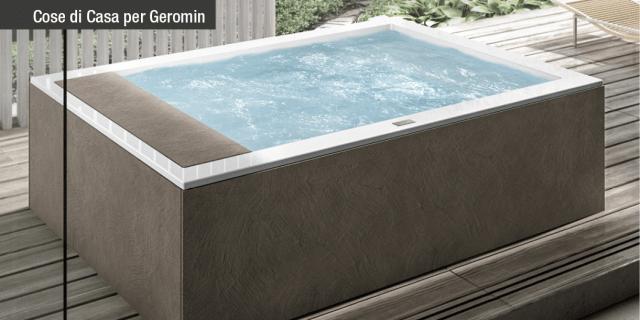 Vasca idromassaggio? Minerva di Hafro-Geromin, una nuova generazione di vasche intelligenti