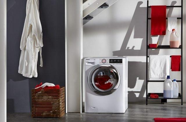 Modello lavatrice Hoover Wizard capacità 13 Kg.