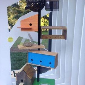 House of Birds: Condonido, design Piero e Francesco LIssoni