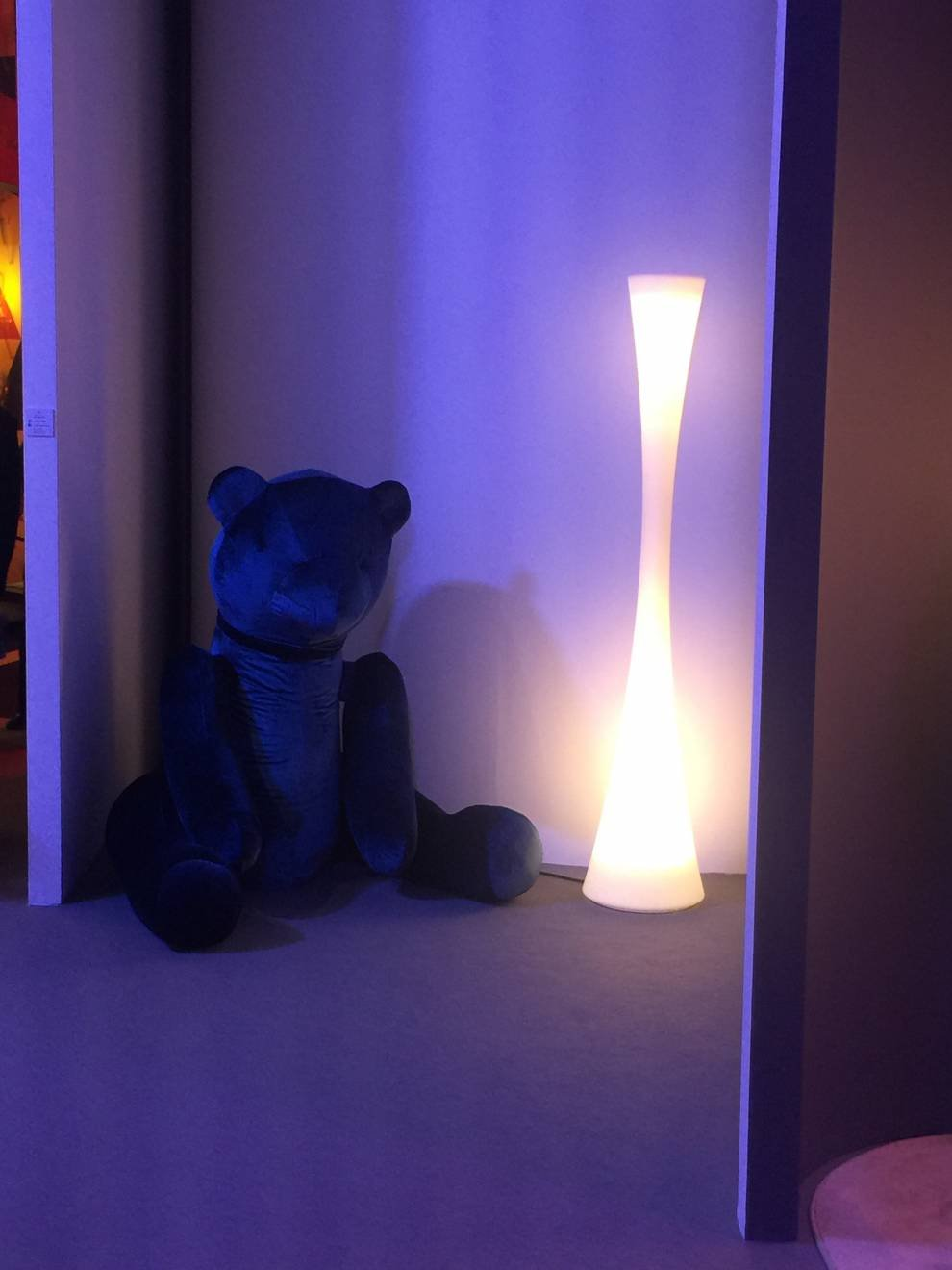 Kartell Al Salone Del Mobile : Delightful un percorso visivo e sensoriale tra luci