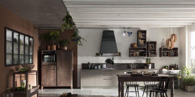 Una cucina contemporanea dal sapore artigianale - Cose di Casa