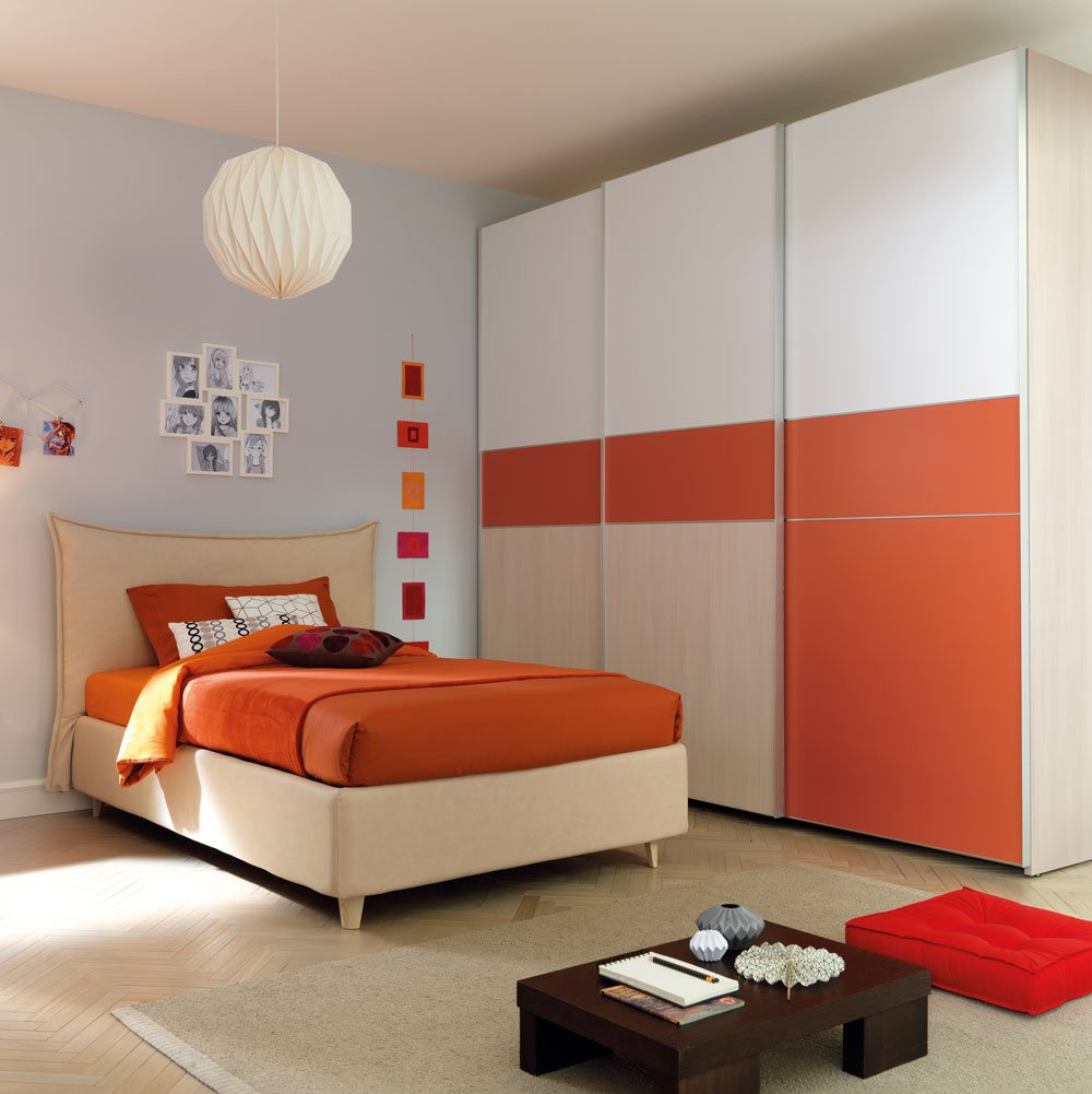 Moretti compact presenta al salone del mobile camere per i - Moretti camere ragazzi ...
