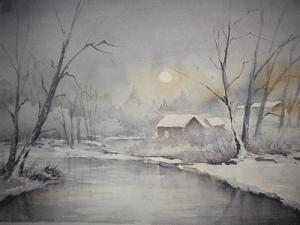 Luigi Zucchero: la mia vita con l'acquerello dal figurativo all'astratto