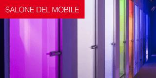 DeLightFuL, un percorso visivo e sensoriale tra luci e colori al Salone del Mobile