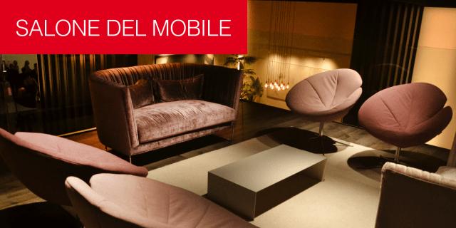 Al Salone del Mobile con Désirée-Euromobil, tanti modi diversi di essere divano