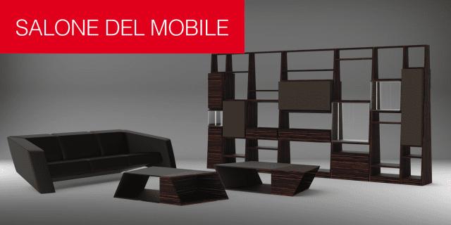 Giugiaro Architettura firma la capsule collection di Febal Casa al Salone del Mobile 2017