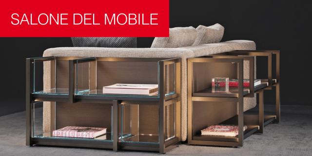 Natevo: le novità del Salone del Mobile 2017