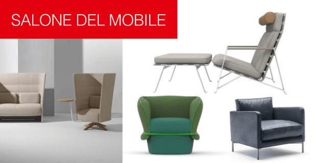 Salone Internazionale del Mobile 2017 – Poltrone, fra tradizione e innovazione