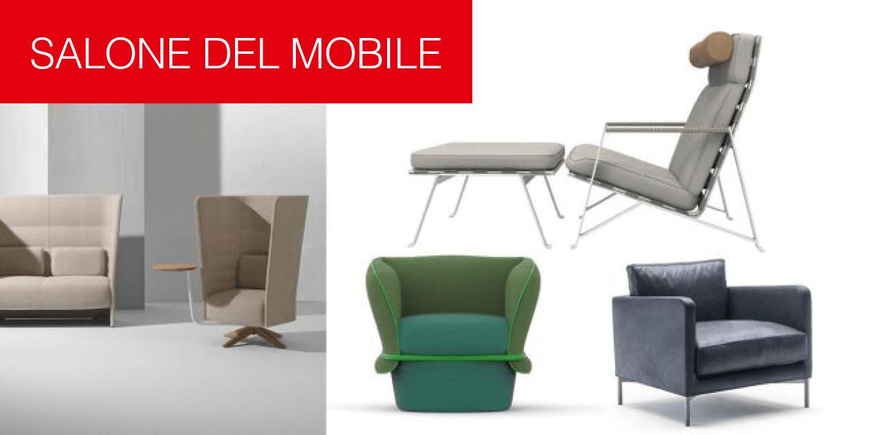 Salone del mobile poltrone e daybed cose di casa - Salone del mobile torino ...