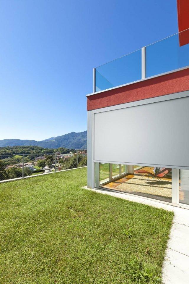 beautiful house, veranda