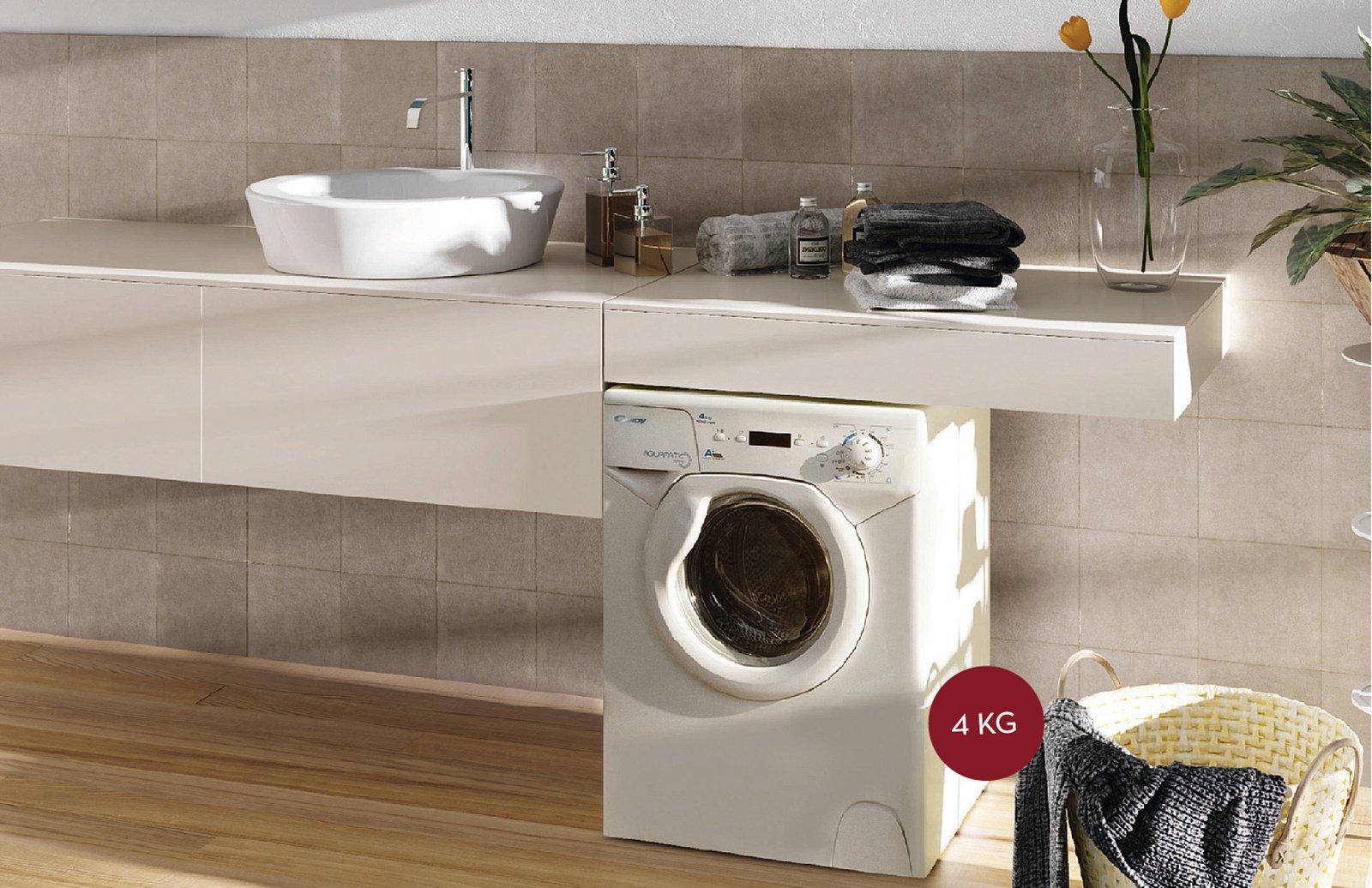 Lavatrici piccole tecnologia e praticit cose di casa for Mini lavatrice