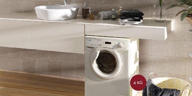 Lavatrici piccole: tecnologia e praticità