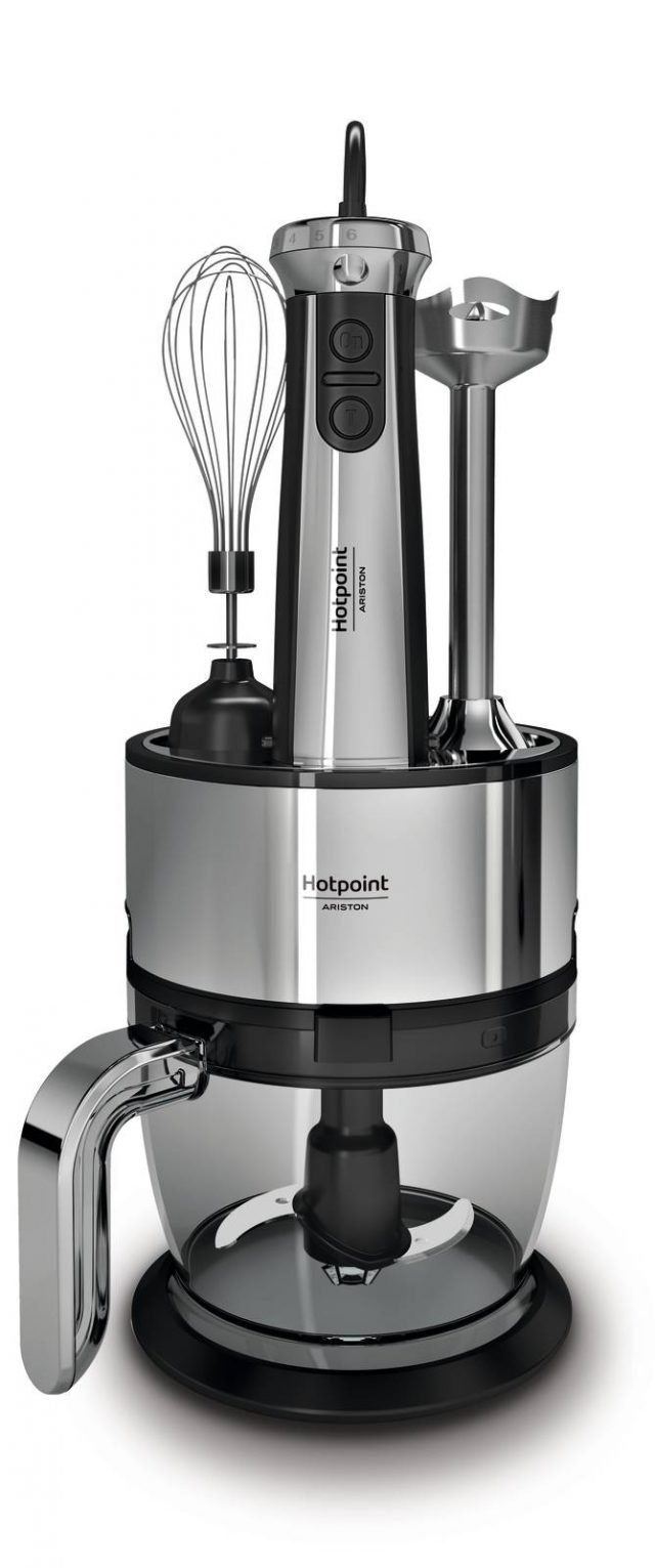 hotpoint ultimate collection frullatore a immersione