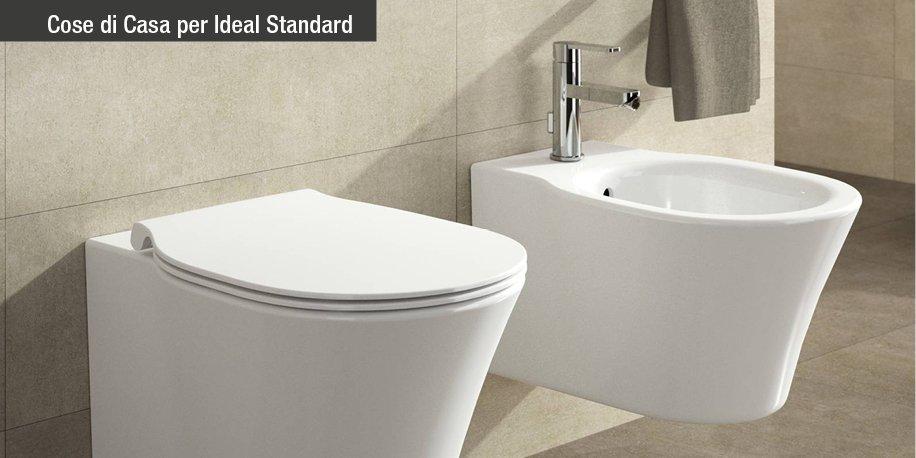 Sanitari 5 collezioni da scegliere in base al design for Sanitari bagno ideal standard