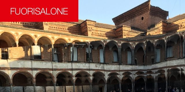 Milano Design Week, alla statale Marazzi sorprende e incanta. Foto della diretta.