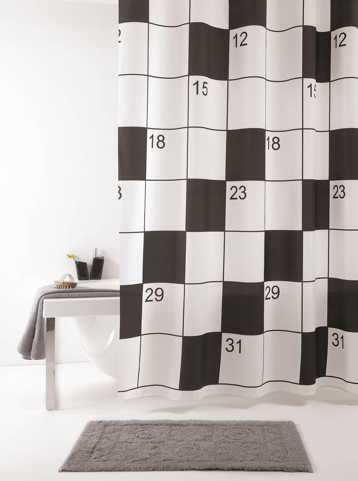 Tende doccia per un bagno easy e molto carino cose di casa - Tende per doccia bagno ...
