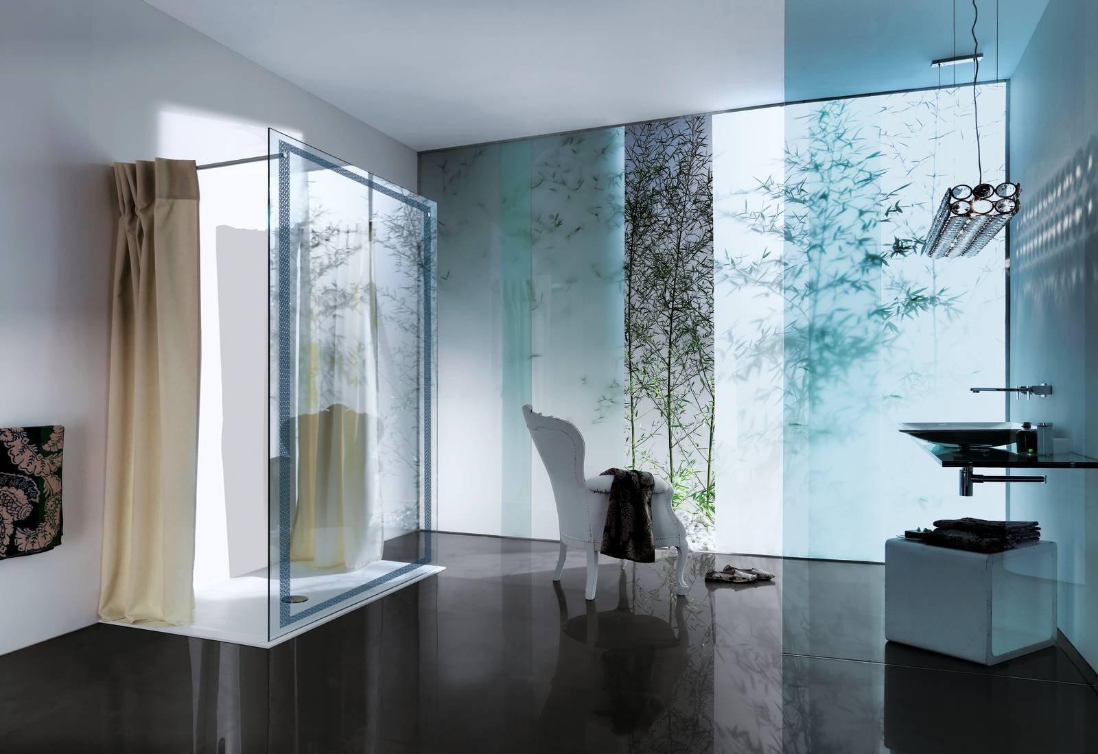 Tenda Per Vasca Da Bagno Piccola : Tende doccia: per un bagno easy e molto carino cose di casa