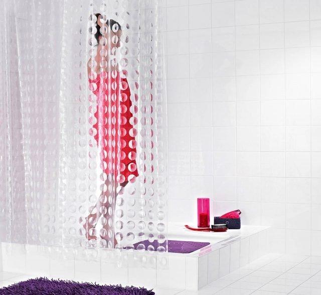 Tende doccia per un bagno easy e molto carino cose di casa - Bonprix tende cucina ...