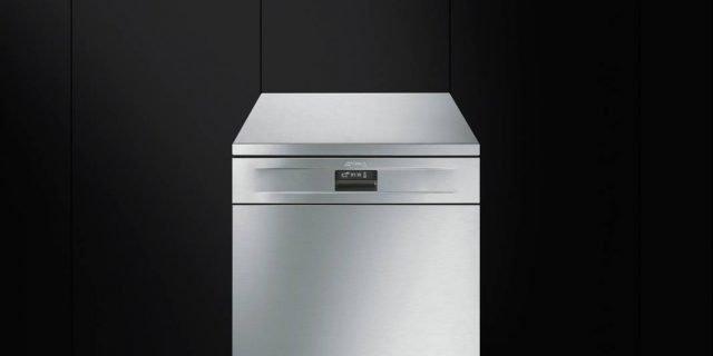 Consuma solo 6,5 litri di acqua a ciclo, la lavastoviglie LVS533XIN di Smeg che ha l'opzione Enersave per sganciare automaticamente la porta a fine ciclo facilitando l'asciugatura naturale. In classe A+++, ha motore inverter che garantisce efficienza e riduzione dei consumi, nonché assoluta silenziosità. Misura L60xP60xH85 cm. Prezzo 939 euro. www.smeg.it