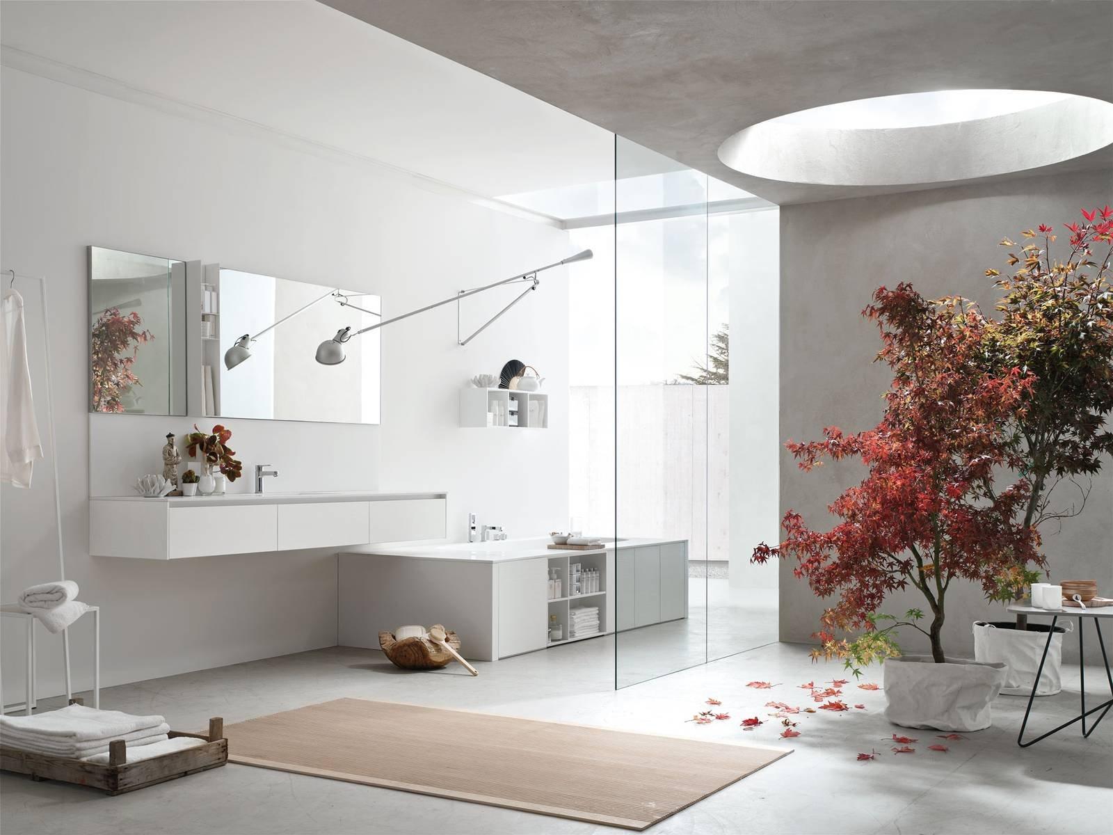 Arredare il bagno con escape di arcom cose di casa - Bagno di casa ...