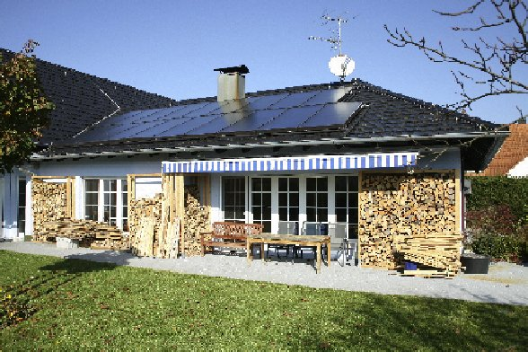 Impianto solare termico viessmann un investimento che si for Viessmann vitosol 200 fm