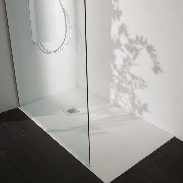 A filo pavimento o d appoggio i piatti doccia si for Box doccia 70 x 70 leroy merlin