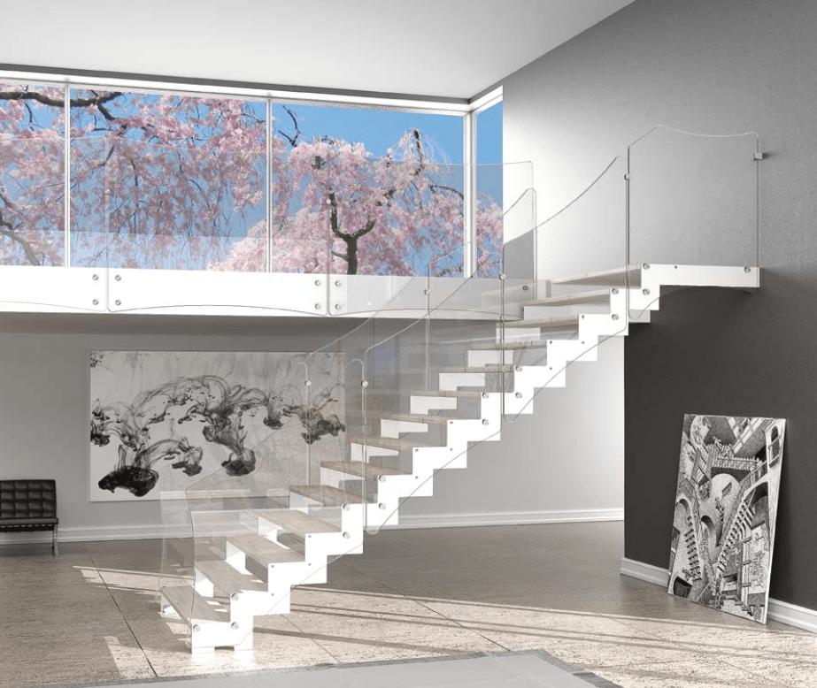 Scale fra varianti strutturali e idee di design cose di for Idee di layout di casa