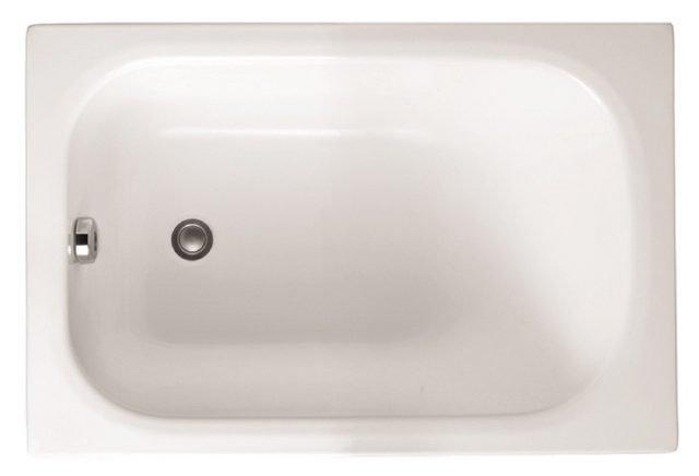 In svariate forme e misure le vasche da incasso si - Vasche da bagno leroy merlin ...