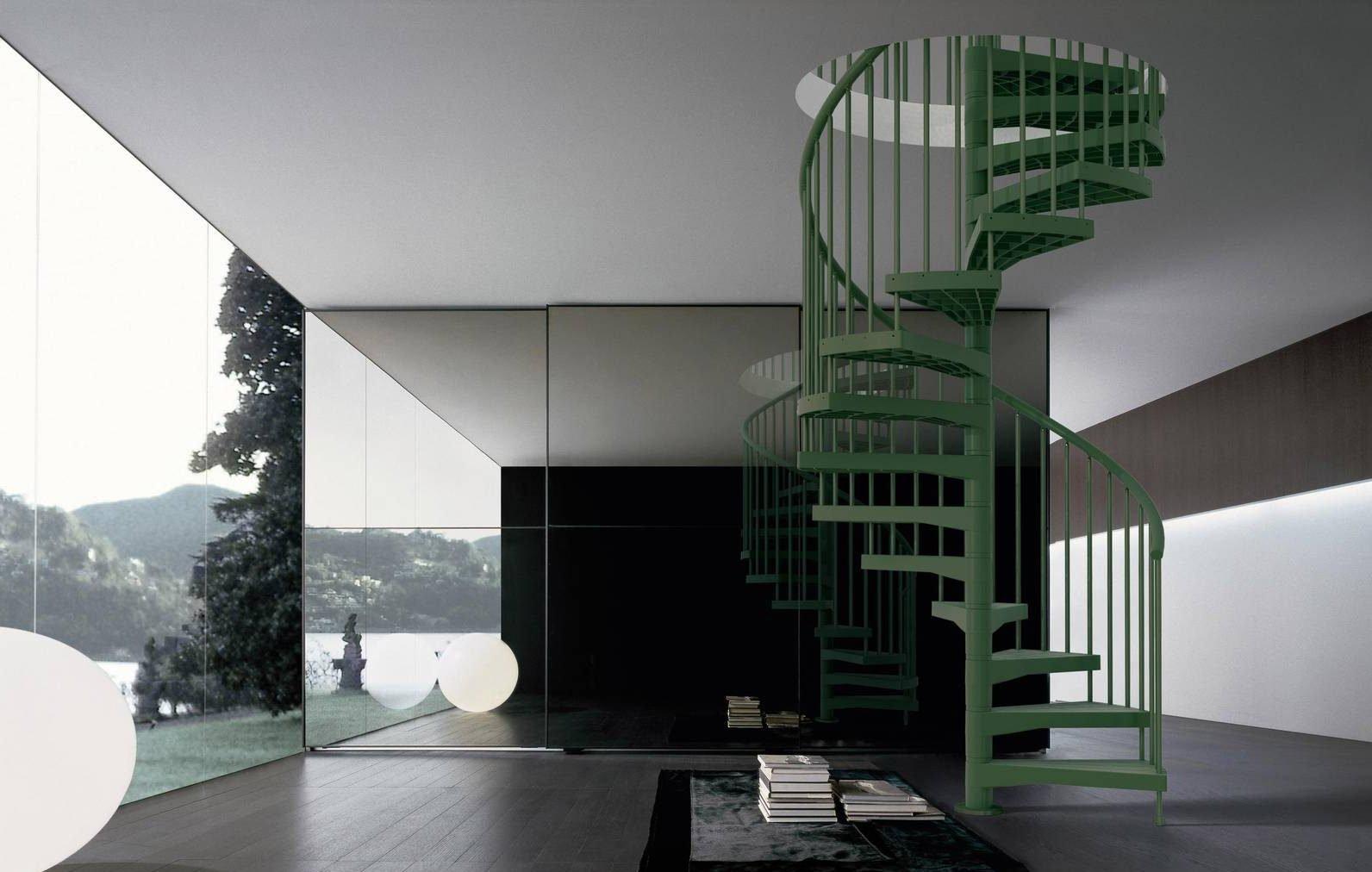Scale fra varianti strutturali e idee di design cose di for Architecture t scale