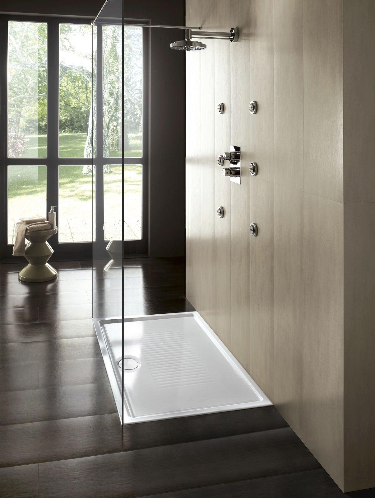 come costruire un piatto doccia con piastrelle: piatto doccia da ... - Come Costruire Un Piatto Doccia Con Piastrelle