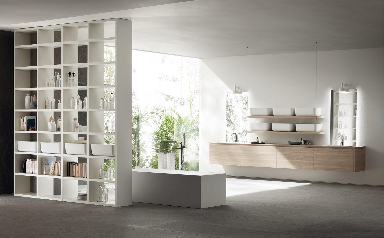 Vasca Da Bagno Scavolini Prezzo : Molto scenografiche e dimpatto le vasche a libera installazione