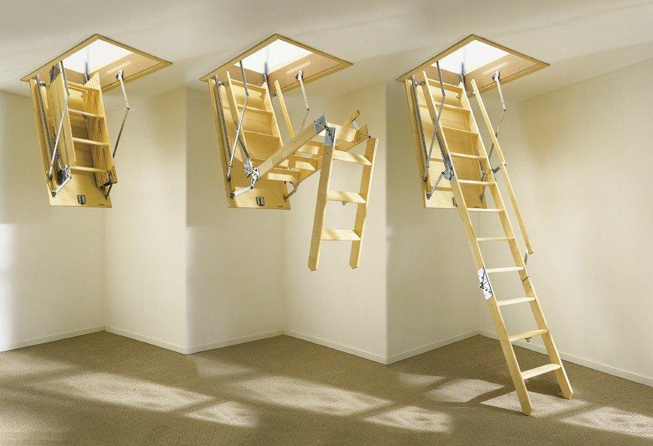Scale fra varianti strutturali e idee di design cose di for Leroy merlin scala retrattile