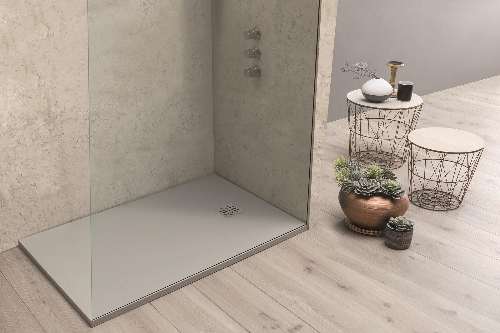 8 globo docciapietra piatti doccia cose di casa - Piatti doccia piccoli ...
