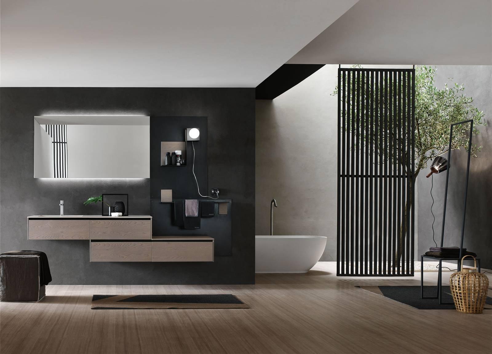 Arredare il bagno con escape di arcom cose di casa for Style arredo