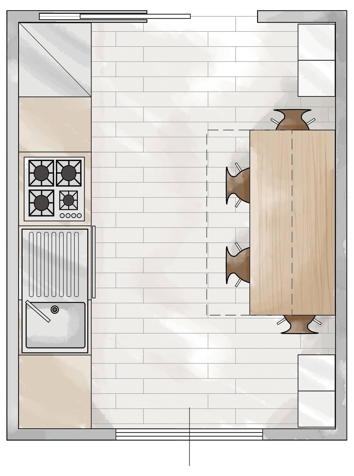 Cdc 11 16 pianta tavoli cose di casa for Piccoli piani di casa con un sacco di finestre