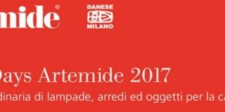 Artemide Outlet Days 2017