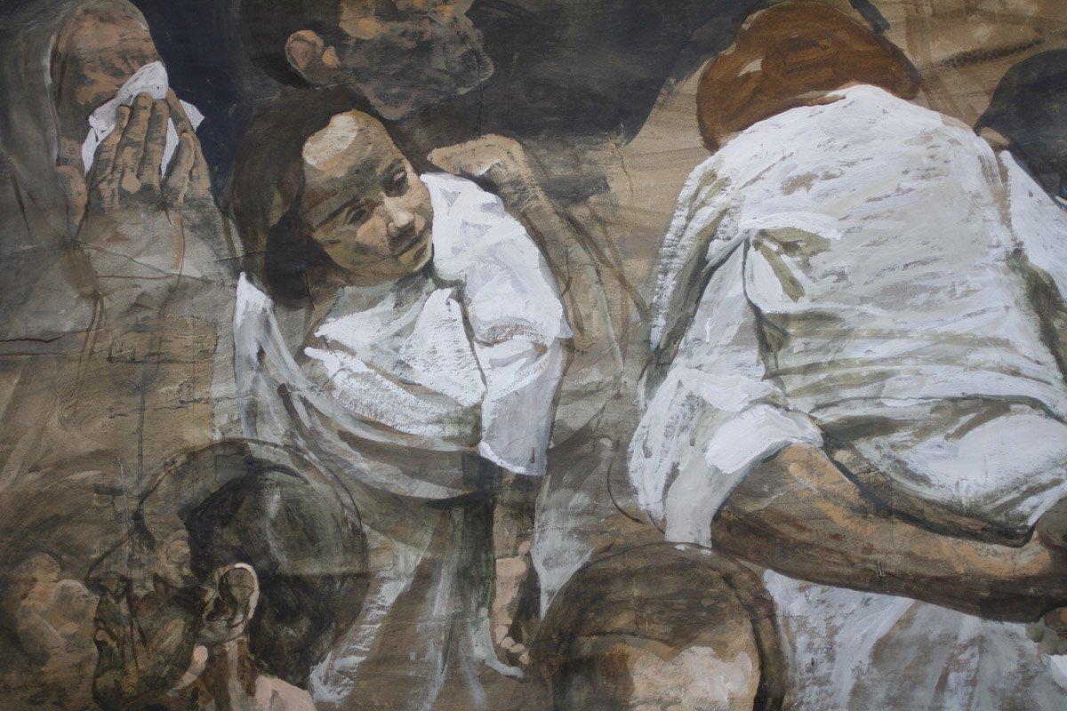 Mostra safet zec exodus venezia cose di casa for Mostre d arte 2017
