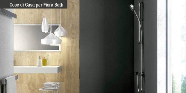 Piatto doccia e pannelli decor da mettere anche sulle vecchie piastrelle