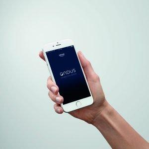 Il monitoraggio avviene tramite smartphone con l'app gratuita Grohe Ondus