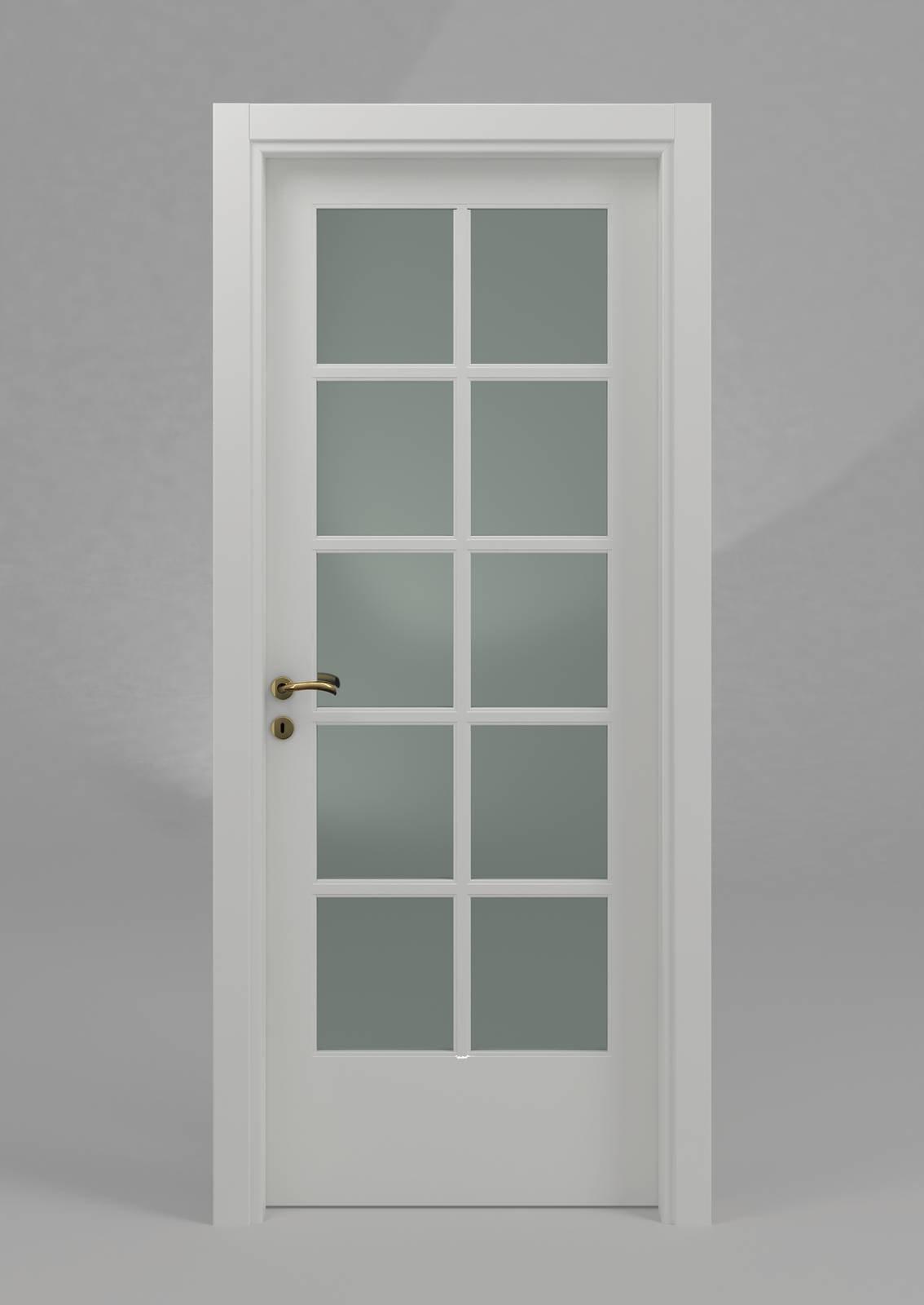 Porte Interne Usate Bianche abbinare porte e maniglie: come scegliere stili e colori
