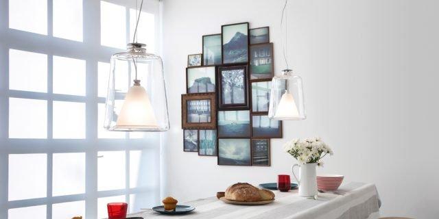 Appendere i quadri: come disporli bene sulla parete?