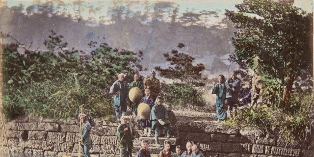 C'era una volta in Giappone. Fotografie e netsuke del XIX secolo