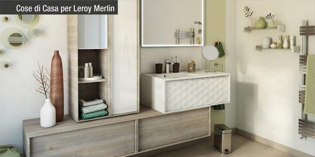 mobili bagno neo leroy merlin - cose di casa
