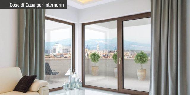 La nuova finestra in legno/alluminio HF410: la natura più bella dentro casa
