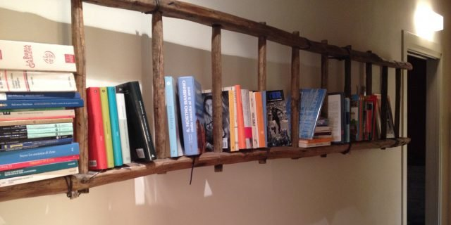Da scala a pioli a libreria cose di casa for Scala per libreria