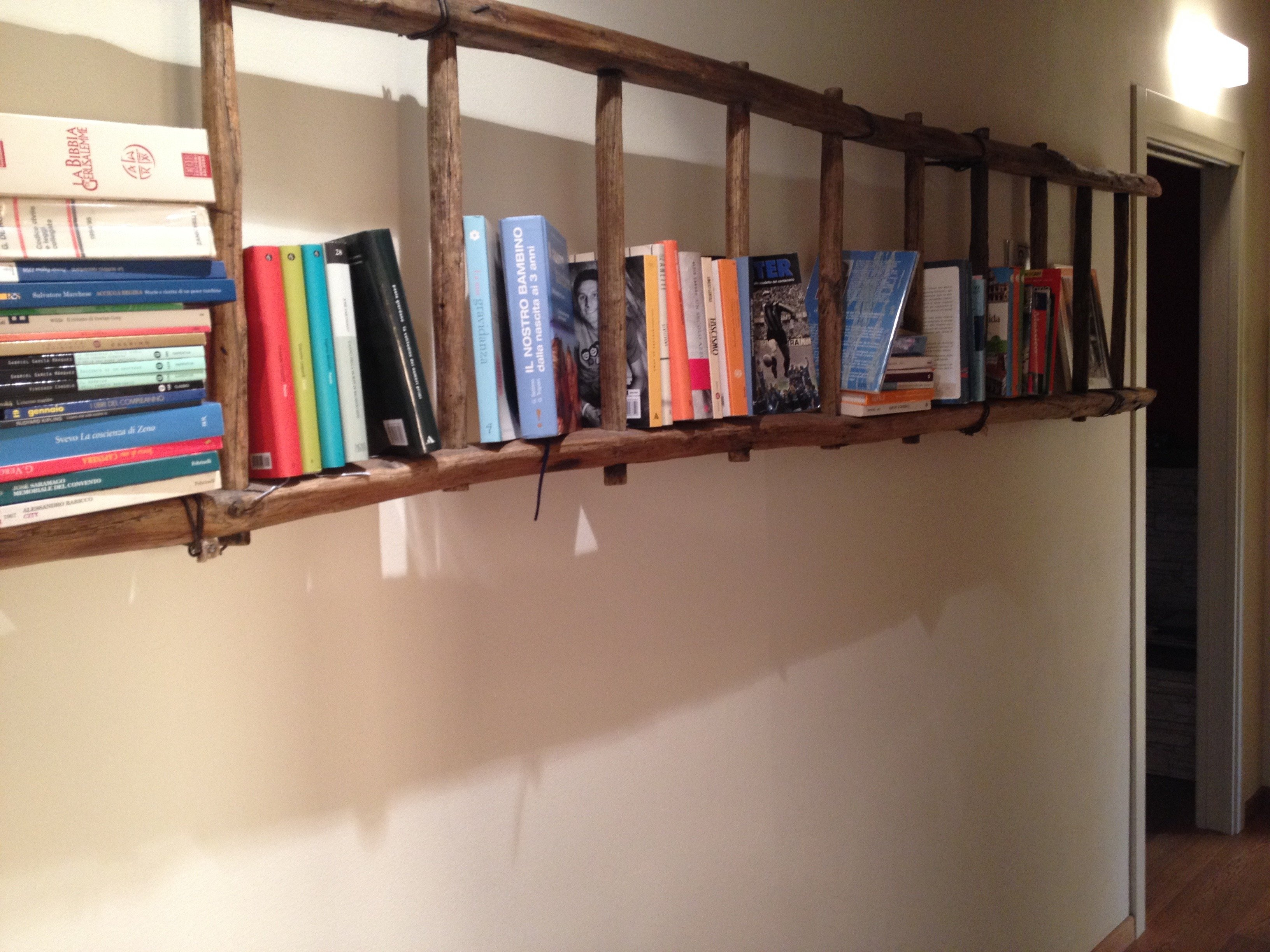 Piante Strane Da Giardino : Da scala a pioli libreria cose di casa